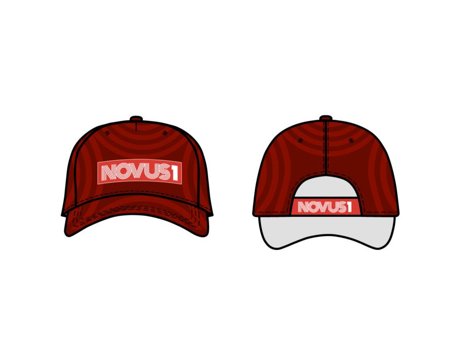 NOVUS1 baseball cap