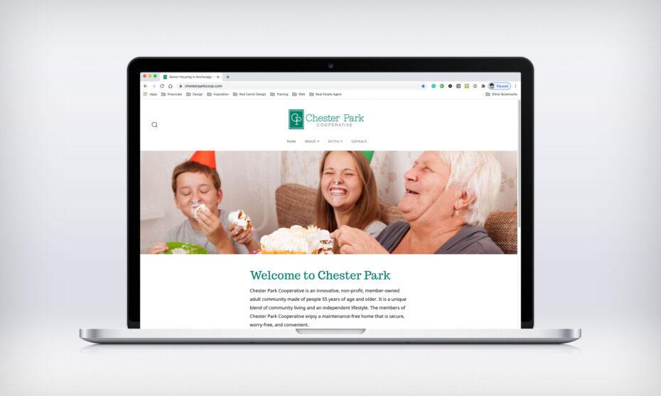 Chester Park Cooperative Website